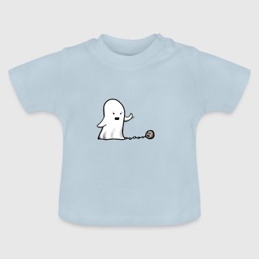 Ghost Ghost Ghost - Baby T-Shirt