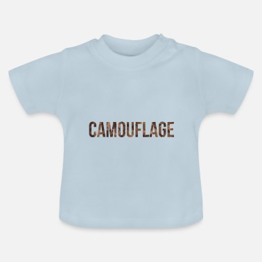 Camouflage camouflage - Baby T-shirt