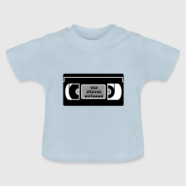 Nostalgie Old School Records - Baby T-Shirt