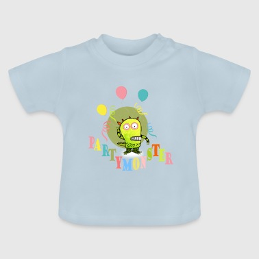 Party Monster Celebration Shirt - Baby-T-shirt