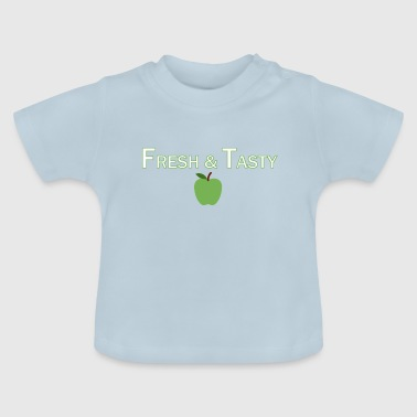 Fris en smakelijk Apple - Baby T-shirt