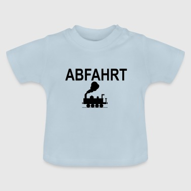 Departure - Baby T-Shirt