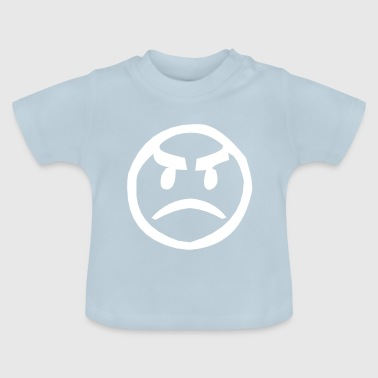 Böses Smiley - Baby T-Shirt