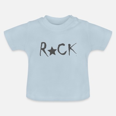 Rock Skirt ROCK - Baby T-shirt