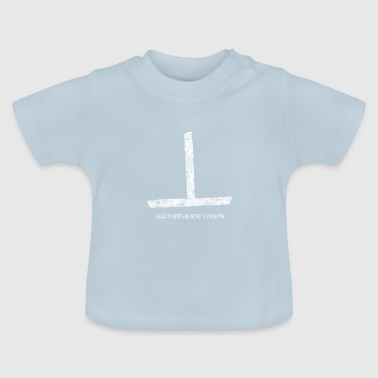Crooks single person - Baby T-Shirt