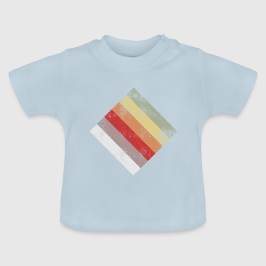 rectangle - T-shirt Bébé