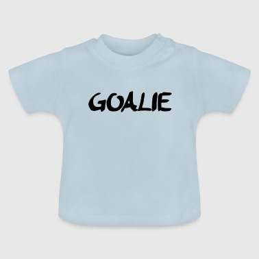 gardien de but - T-shirt Bébé