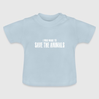 Animal welfare - Save the animals - Baby T-Shirt