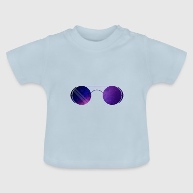 Galaxy Shades - Baby T-Shirt