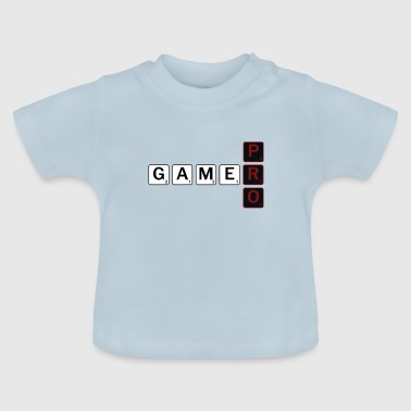 ProGamer Scrabble Gaming-cadeauidee - Baby T-shirt