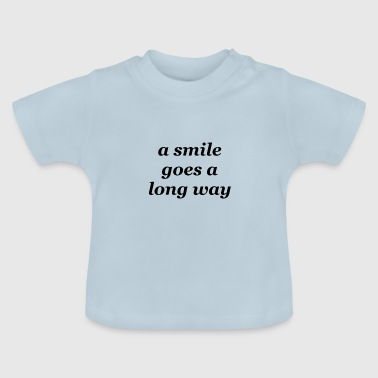 Smile - Baby T-Shirt