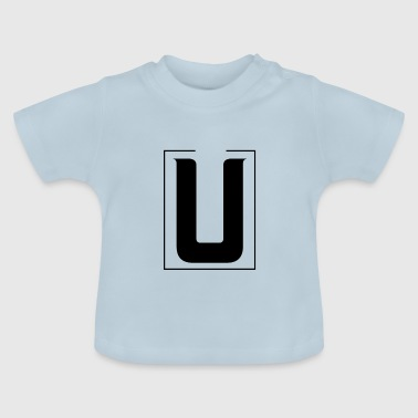 U by Mateo - T-shirt Bébé