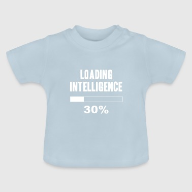 intelligent - T-shirt Bébé