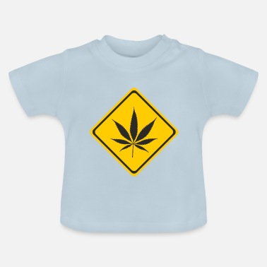 Shield Leaf Shield - Baby T-shirt