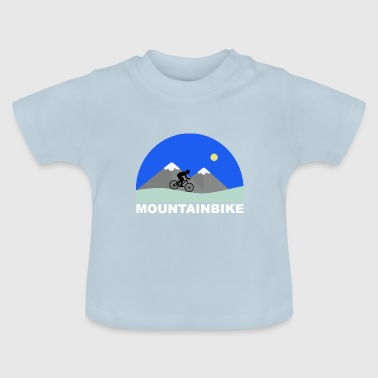 Mountainbike - Baby T-Shirt