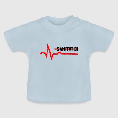 Paramedic Red Line - Baby T-Shirt