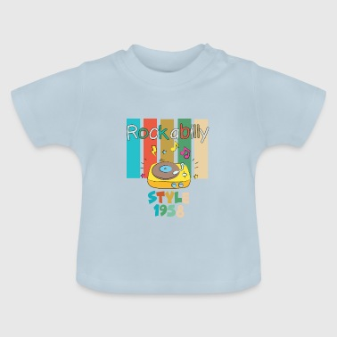 Rockabilly - Baby T-Shirt