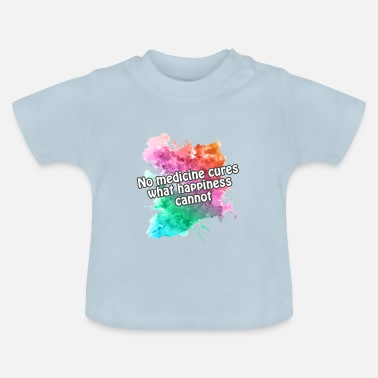 Happiness hapiness - T-shirt Bébé