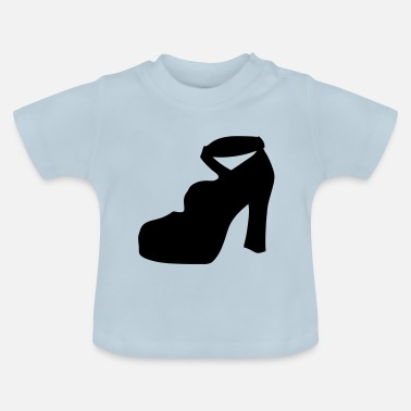 Highheels Vector highheels Silhouet - Baby T-shirt