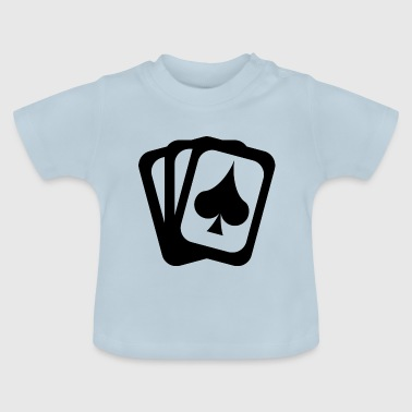 Ace Cards - Baby-T-shirt