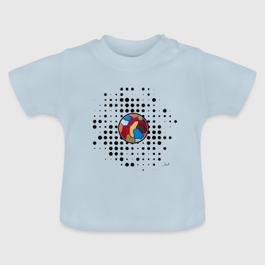 Point point point art - Baby T-Shirt