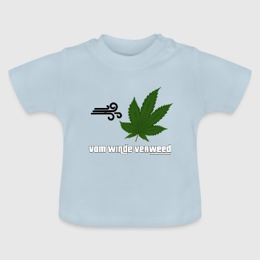 WINDED BY THE WIND - Baby T-Shirt