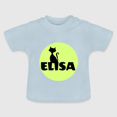 Elisa Name First name - Baby T-Shirt