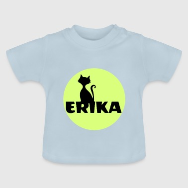 Erika Name First name - Baby T-Shirt