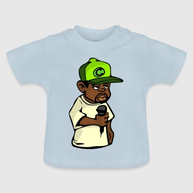 Lazy rapper - Baby T-Shirt