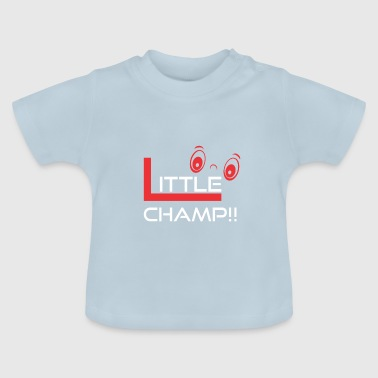 Champ Champion Petit Champ Champion - Drôle Babysuit Body bébé - T-shirt Bébé