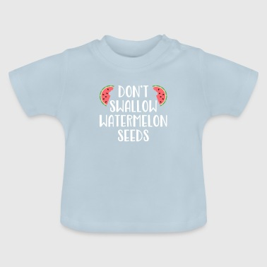 Watermelon Seeds - Baby T-Shirt