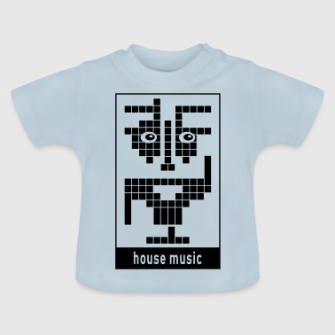 Street House Music Parade - Baby T-Shirt