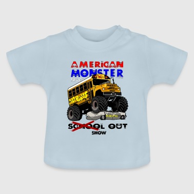 Monster truck - T-shirt Bébé