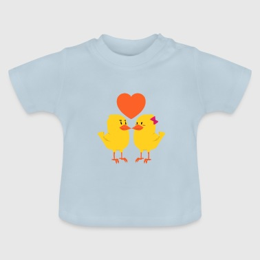 Couples, amour, couple - T-shirt Bébé