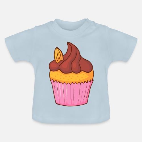 Cupcake Muffin Kuchen Backen Sussigkeiten Tortchen Baby T Shirt