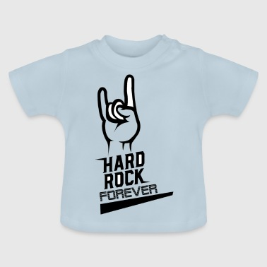 Hard Rock Music Rock - Baby T-shirt