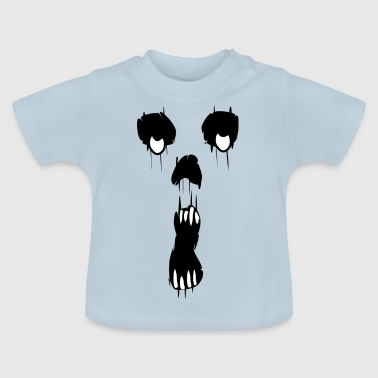Monster monster - Baby-T-shirt