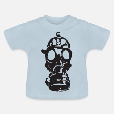 Gas Mask gas mask - Baby T-Shirt