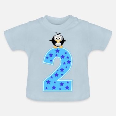 Second Birthday Second birthday - Baby T-Shirt