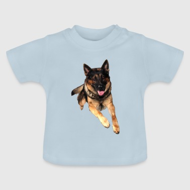 German Shepherd / German Shepherd - Baby T-Shirt