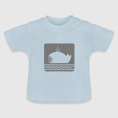 Moby-Dick - Baby T-Shirt
