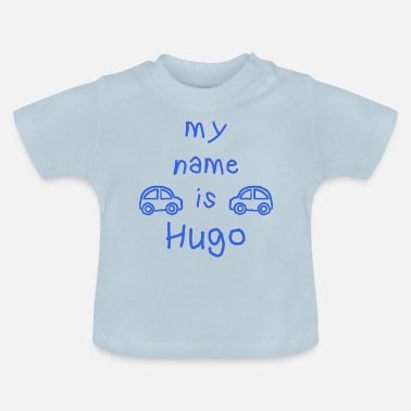 Hugo HUGO MY NAME IS - T-shirt Bébé