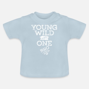 Spongebob YOUNG WILD AND ONE T-SHIRT - Baby T-Shirt