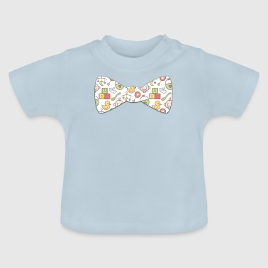 For Babyer Baby Baby Sayings Baby magefly - Baby-T-skjorte