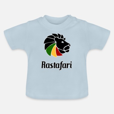 Rastafari Rastafari Irish Reggae Kingstone - Baby T-Shirt