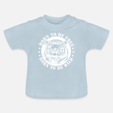 Date Of Birth Birth dates and to be wild! - Baby T-Shirt