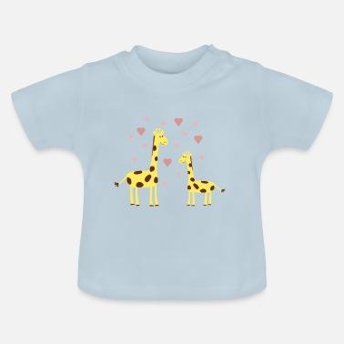 8aebfecb7 Shop Giraffe Baby T-Shirts online | Spreadshirt