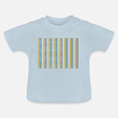 Strip strip - Baby T-shirt