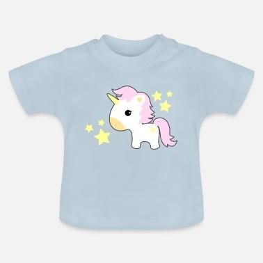 Ordina Online T Shirt Neonato Con Tema Unicorno Spreadshirt