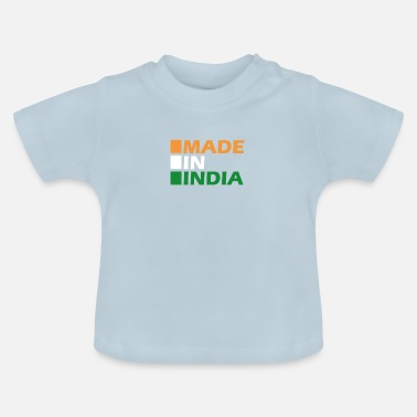 India Made in India - Baby T-Shirt